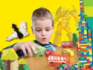 کدام اسباب بازی برای کودکم مناسب است؟