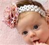 آموزش دوخت هدبند پارچه ای برای نوزاد