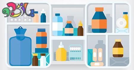 بهترین روش ها برای نگهداری داروها