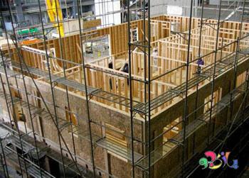 طراحی ضد زلزله سازی ساختمان و دکوراسیون آن